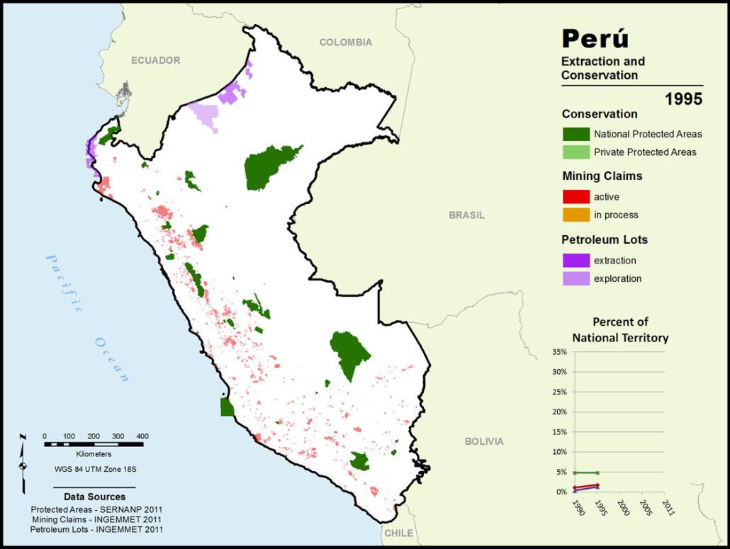 Peru Conservation and Mining – Nawi Maps