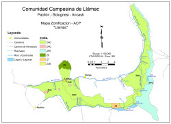 Llamac Conservation Zoning