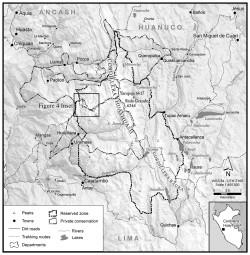 The Cordillera Huayhuash